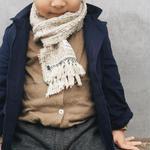 Woven Muffler - baby & kids