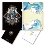 "DECO*27 - ""GHOST"" Clearfile Set"