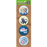 sasakure.UK Tin Badge Collection vol.3