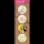 sasakure.UK Tin Badge Collection vol.2