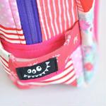 【御出産の御祝に...】 おむつポーチ  / ピンク系