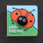 フィンガーパペット Little Ladybug