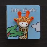 フィンガーパペット Little Giraffe