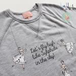[Ballet Maniacs] Sweatshirt 'La Sylphide'