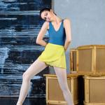 [Zefir Ballet] Ballet Skirt Solid color(S丈:4種)