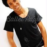 [Ballet Papier] Unisex T-shirt 'ATTITUDE'