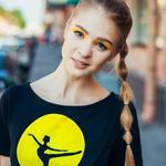 [Zefir Ballet] Statue sweatshirt