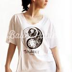[Ballet Papier] Oversized T-shirt 'BALANCE'