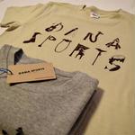 DANA SPORTS ''ANIMALS''Tシャツ