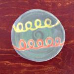 型の小皿(G)