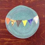 型の小皿(H)