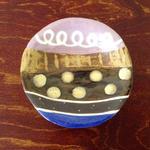型の小皿(B)