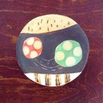 型の小皿(C)