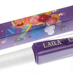 LAQA&COネイルポリッシュ    BLURPLE 9ml