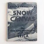SNOW CANVAS