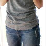 大人気のNo5半袖Tシャツ 丈が長くなって新登場