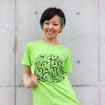 BRAIN T-SHIRT 【Limited summer color】