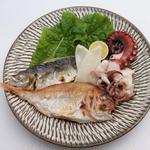 魚々干 今日の漁りセット(とっとぼし・きょうのいさりセット)