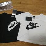人気新作☆ナイキショートTシャツ 半袖 白 黒