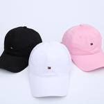 人気夏定番 トミーヒルフィガー刺繍キャップ 帽子 男女兼用