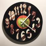 analog ⅽutting clock