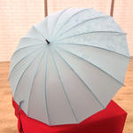 【製造終了】purple入荷予定あり 傘専門店  通販  東京  雨傘  ワンタッチ  ジャンプ  グラスファイバー  サビない  旅傘  【柄が浮き出る   ラベンダー】