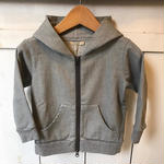 【DEEPER'S WEAR】 ONE SWING PARKA【Kids】 GRAY