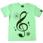 tgw016tee - サウンド Tシャツ -S- 半袖 音楽 ミュージック ロック メンズ レディース