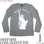 tgw007vlt - Deep Shit ネオビンテージ ロングスリーブTシャツ -G-( 長袖 ロンT ロック パンク カットソー )