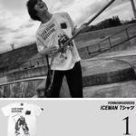 pi013tee - Iceman (13th FLOOR ELEVATER) Tシャツ -pornoinvarders-G- コラボ パンク ロック メンズ レディース 半袖
