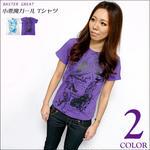 bg007tee - 小悪魔ガール Tシャツ -baster great-G- 半袖 メンズ レディース イラスト プリント かわいい カジュアル