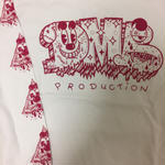 DMB PRODUCTION xPEZ /LONG SLEEVES/WHT/PURPLE