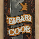 "SEND HELP ""TABRI COOK"" 8.25"