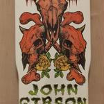 Embassy skateboards JOHN GIBSON