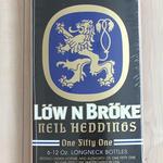 """Neil Heddings """"Low N Broke"""" Re-Issue"""