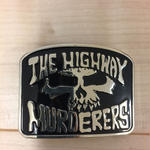 THE  HIGHWAY MURDERERS バックル