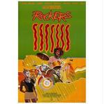 超有名ジャマイカ映画!レアポスター直輸入!「ROCKERS」有名アーティスト多数出演!