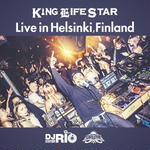 DJ RIO from KING LIFE STAR「King Life Star Live In Helsinki, Finland」