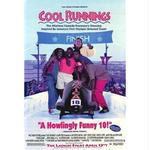 超有名ジャマイカ人出演映画!レアポスター直輸入!「COOL RUNNING」