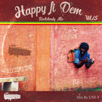 HUMAN CREST「HAPPY FI DEM Vol.15 - Rocksteady Mix -」Selected & Mixed By UNI-T
