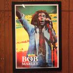 BOB MARLEY デッドストック ポスター