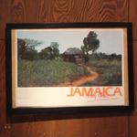 JAMAICA 有名写真家RAY CHEN ビンテージ ポスター