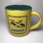 ジャマイカ マグカップ「JAMAICA 島柄」デッドストック