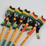 ジャマイカ直輸入! ハンドメイド鉛筆