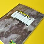 ジャマイカ版!アーティストのリリック帳にも使われるCOMPOSITION BOOK(コンポジションブック)