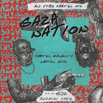 予約開始!MEDZ presents「Gaza Nation」 -All VYBZ KARTEL Mix- 2枚組! Mixed by Bad Gyal Marie