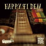 HUMAN CREST「Happy Fi Dem vol.16 - golden age of reggae -」Mixed By Hero Realsteppa
