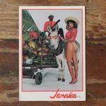 JAMAICA デッドストッック レアポストカード