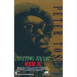 PETER TOSH自伝映画!レアポスター直輸入!「PETER TOSH STEPPING RAZER-RED X-」