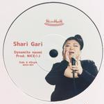 再入荷!Dynamite Naomi 「#シャリガリ #フディフディ」7inch レコード (サイン入り)